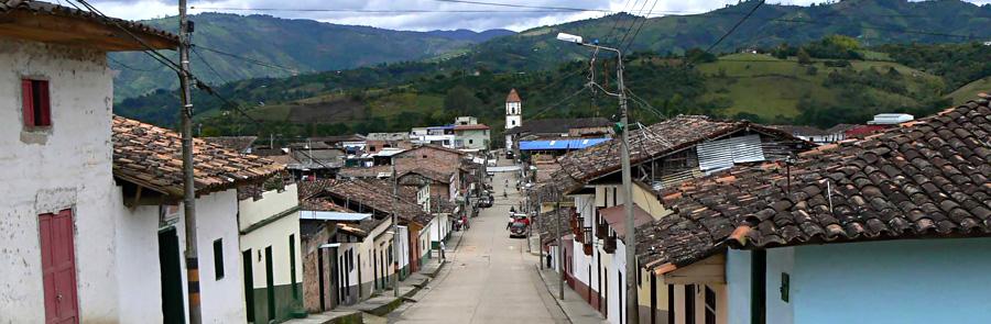 San Agustin - Sitz der Stiftung Viracocha